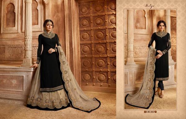 LT Fabrics Nitya Vol-130 3007
