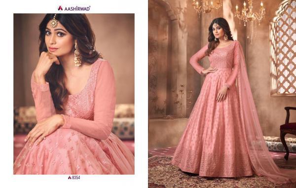 Aashirwad Creation Advika 8354-8357 Series Wholesale Surat