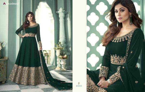 Aashirwad Creation Jewel 8343-8347 Series Wholesale Surat