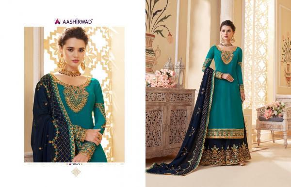 Aashirwad Creation Mor-Bagh Suhani 7065-7070 Series