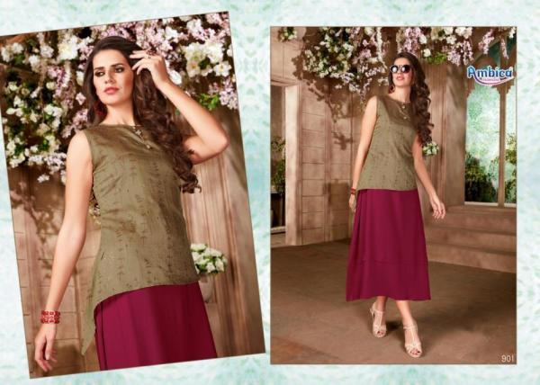 Ambica Fashion Belista 901-910 Series