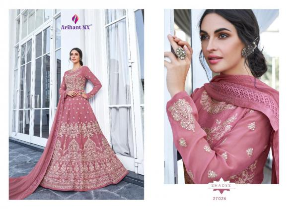 Arihant Designer Rehanna Vol-6 27026-27030 Series Wholesale Surat