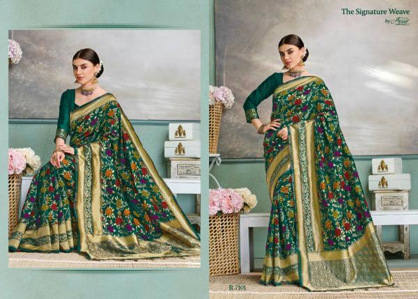 Aura Saree Riyanka 7101-7105 Series