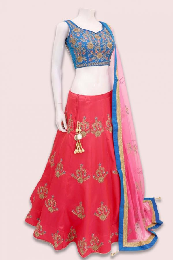 Designer Lehenga Garba Collection 1133-1138 Series