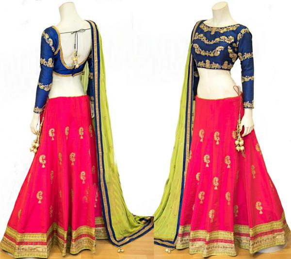 Designer Traditional Wear Lehenga Choli 1139-1145 Series
