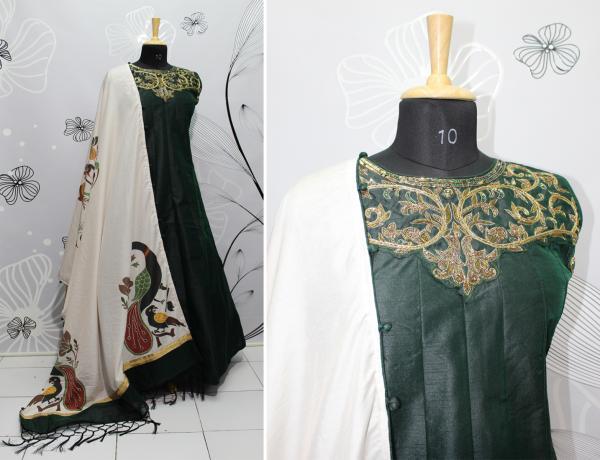 Designer Women Wear Exclusive Gown 121-126 Series