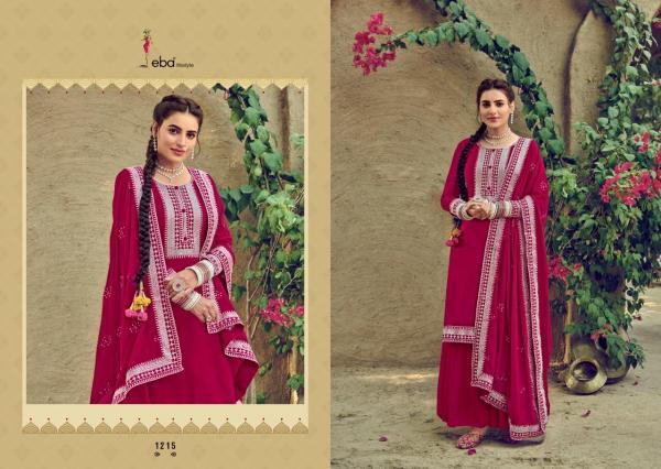 Eba Lifestyle Jasmine 1215-1218 Series Wholesale Surat
