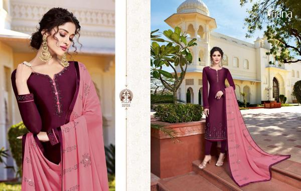 Fiona Ujjwala Vol-3 22721-22727 Series Wholesale Surat
