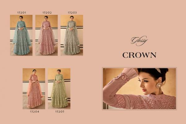 Glossy Crown 15201-15205