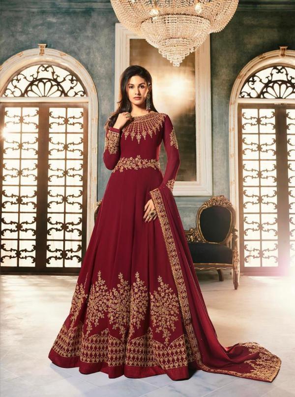 Glossy Simar Amyra Abha 9054 Colour Plus Wholesale
