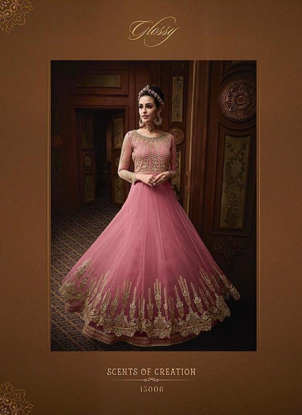 Glossy Simar Majesty 15006 Premium Quality