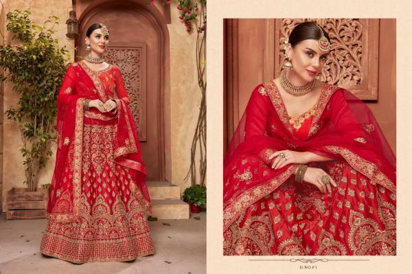 Hitansh Fashion Katrina F1-F6 Series