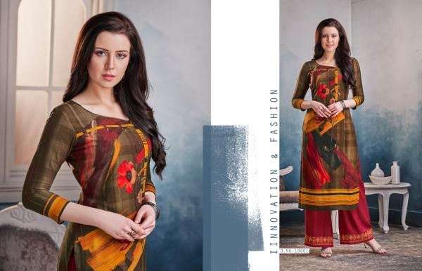 Kajree Fashion Chambor Vol-8 10061-10072 Series