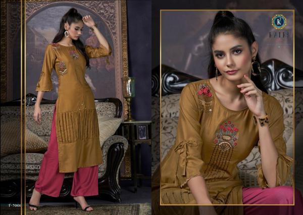 Kalki Fashion Kasoti 7001-7006 Series