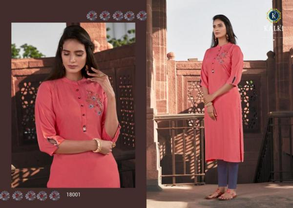 Kalki Fashion Pehchan 18001-18009 Series