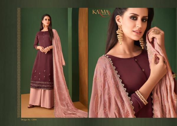 Karma Trendz 12006-12011 Series