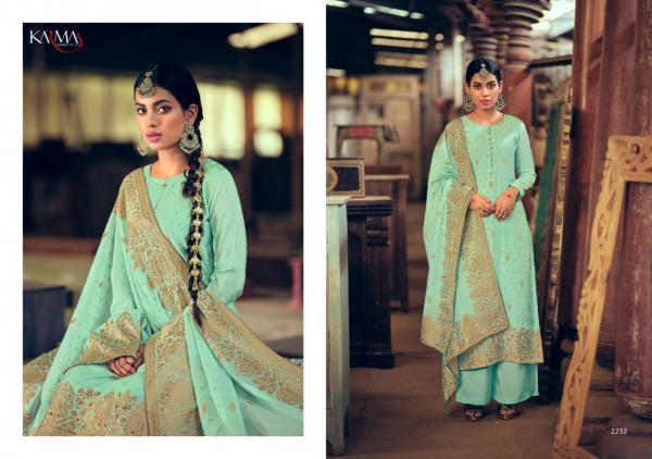 Karma Trendz Saaz Vol-2 2232-2238 Series Wholesale Surat