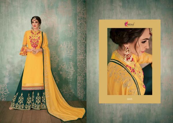 Kesari Trendz Sharara Vol-2 1005-1008 Series