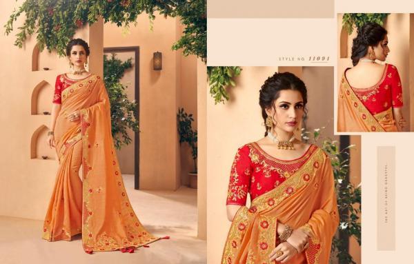Kessi Fabrics Aanhushan 11091-11100 Series