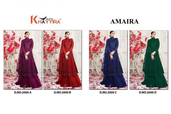 Khayyira Suits Amaira