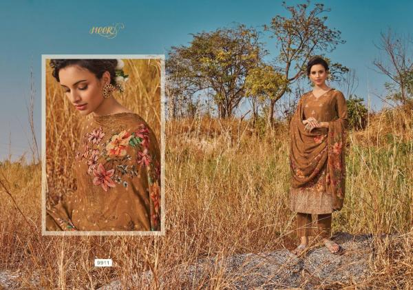 Kimora Fashion Heer Raag 62 9911-9918 Series Wholesale Surat