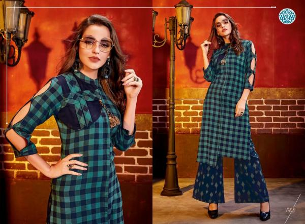 Krishriyaa Fashions Flaunt Vol-2 7921-7930 Series