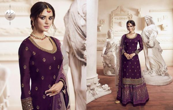 LT Fabrics Nitya 149 4901-4908 Series Wholesale