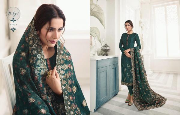 LT Fabrics Nitya Nazakat 5102