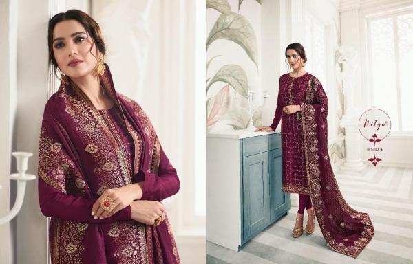 LT Fabrics Nitya Nazakat 5103