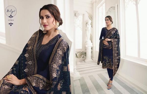 LT Fabrics Nitya Nazakat 5104