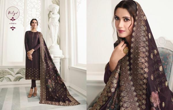 LT Fabrics Nitya Nazakat 5105