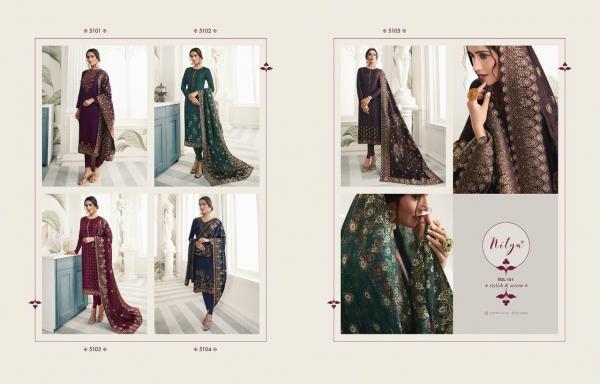 LT Fabrics Nitya Nazakat 5101-5105