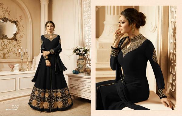LT Fabrics Nitya Vol-128 2806 Colors Premium Quality