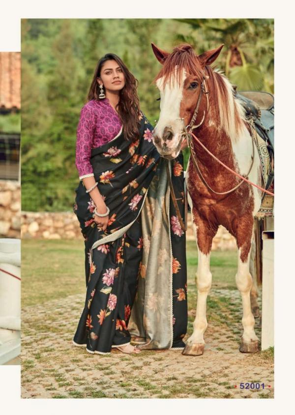 LT Fabrics Vamika 52001-52010 Series