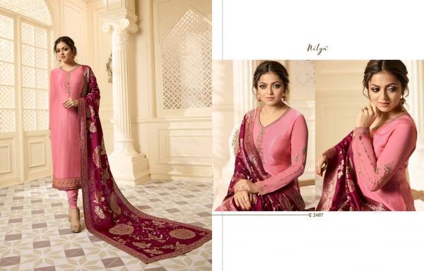 LT Fabrics Nitya Vol-124