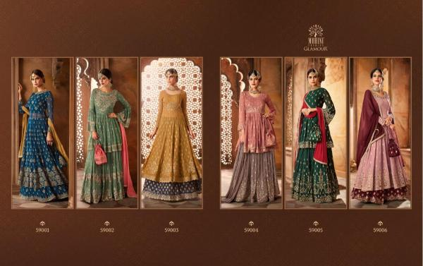 Mohini Fashion Glamour 59001-59006