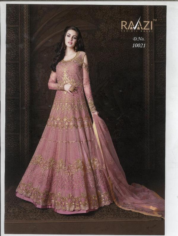 Rama Fashions Raazi Aroos 10021 Colors Premium Quality