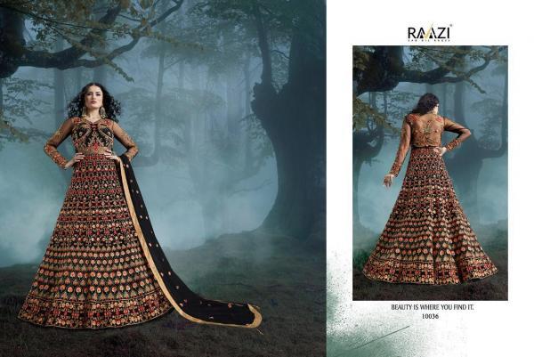 Rama Fashions Raazi Aroos Vol-5 10036-10040 Series Wholesale