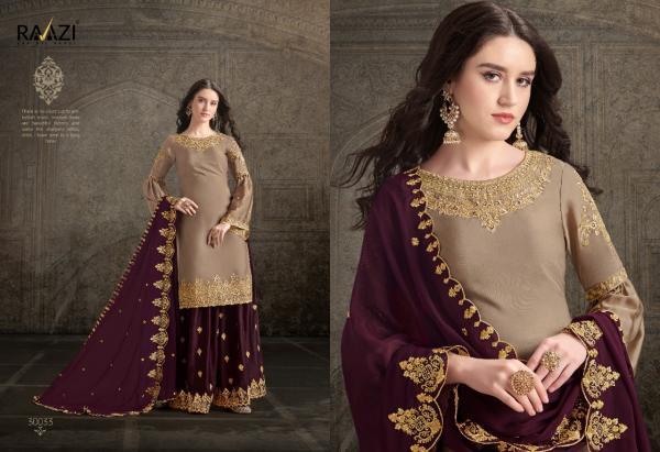 Rama Fashions Raazi Dilbaro 30033-30040 Series Wholesale Surat