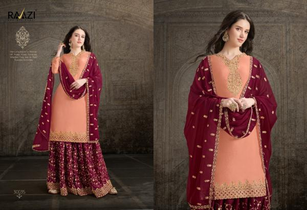 Rama Fashions Raazi Dilbaro 30035