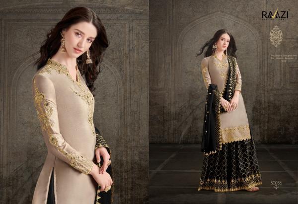 Rama Fashions Raazi Dilbaro 30036