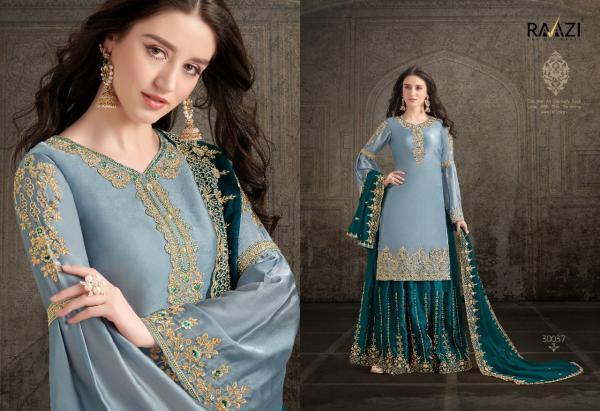 Rama Fashions Raazi Dilbaro 30037