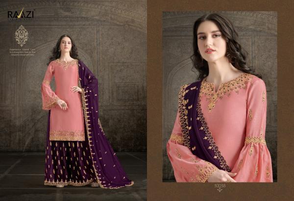 Rama Fashions Raazi Dilbaro 30038
