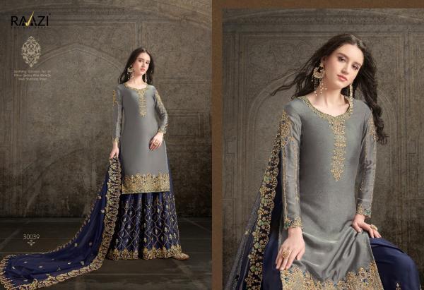 Rama Fashions Raazi Dilbaro 30039