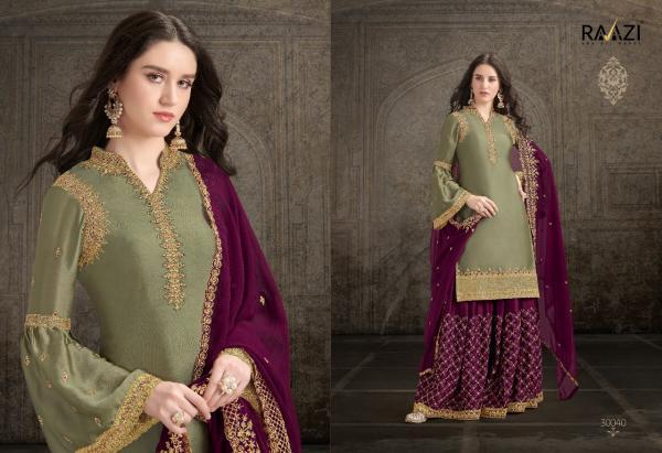 Rama Fashions Raazi Dilbaro 30040
