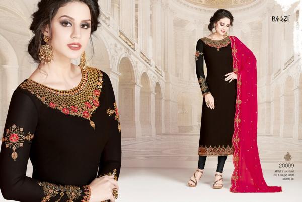 Rama Fashions Raazi Gold 20009-20016 Series
