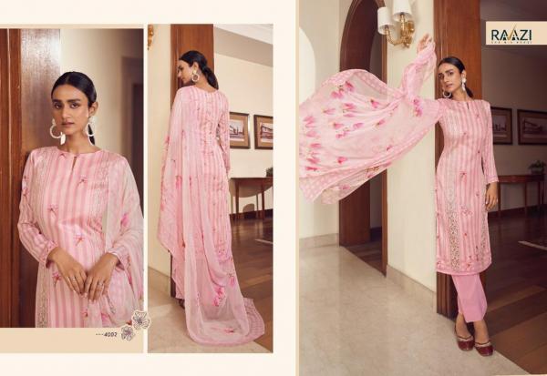 Rama Fashions Raazi Mehar 4002