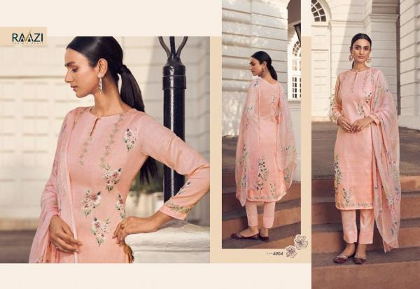 Rama Fashions Raazi Mehar 4004