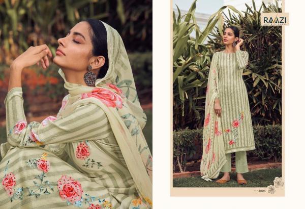 Rama Fashions Raazi Mehar 4005