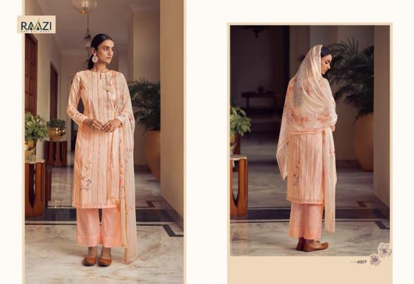 Rama Fashions Raazi Mehar 4007